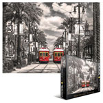 10246 - Eurographics City Collection: New Orleans Streetcars - 1000pc Puzzle