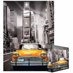 10249 - Eurographics City Collection: New York Yellow Cab - 1000pc Puzzle