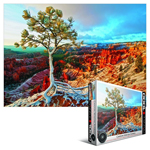 10306 - Eurographics HDR Collection: Winter Sunrise - 1000 Piece Puzzle