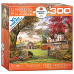 15964 - Eurographics Old Pumpkin Farm 300 XL Pc Puzzle (8300-0694)