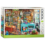 Eurographics Garden Series: Potting Shed - 1000 Piece Puzzle
