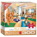 15967 - EuroGraphics Yoga Studio 300 XL Pc Puzzle (8300-5453)