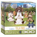 16012 - Eurographics Yoga Park 300 XL Pc Puzzle