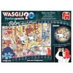 15085 - Wasgij Mystery Puzzle 2: Stop the Clock - 1000 pc Puzzle (19154)