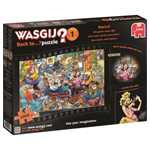12925 - Wasgij Back to...? 1: Basics - 1000 Piece Puzzle