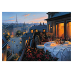 10113 - Ravensburger Paris Balcony - 1000 Pc Puzzle