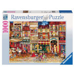 10077 - Ravensburger Streets of France - 1000 Pc Puzzle