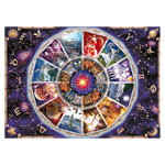 10027 - Ravensburger Astrology - 9000 pc Puzzle