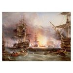10026 - Ravensburger Bombardment of Algiers - 9000 pc Puzzle