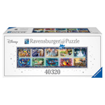 12767 - Ravensburger Disney - Memorable moments 40320 Piece Puzzle