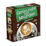 6256 - Grounds for Murder Mystery Jigsaw puzzle