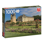 15559 - Jumbo Castle in The Loire France 1000 Piece Puzzle (18555)
