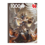 15391 - Jumbo Angel Warrior - 1000pc puzzle (18858)
