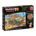 14120 - Wasgij Original Puzzle 31: Safari Surprise - 1000 Piece
