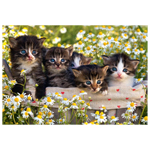 10410 - Jumbo Sweet Kittens 1000 Piece Puzzle