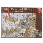 10419 - 1000 Pieces of History - The Vikings Jigsaw Puzzle