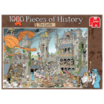 10420 - Jumbo The Castle 1000 Pieces of History Puzzle