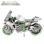11154 - Iconx 3D Metal Model Kits - Kawaski Ninja