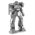 13361 - Iconx 3D Metal Model Kits - Gundam Zaku II