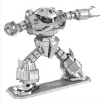 13362 - Iconx 3D Metal Model Kits - Z'Gok