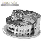 13365 - Iconx 3D Metal Model Kits - Roman Colosseum