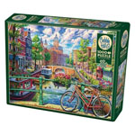 13939 - Amsterdam Canal - 1000 piece puzzle