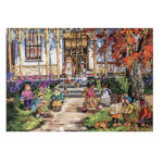 15269 - Trefl Canadian Artist Collection: The First Day, by Pauline Paquin - 500 Large Piece Puzzle (670398)