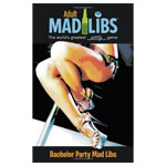 10769 - Bachelor Party Adult Mad Libs