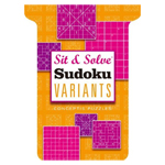 9393 - Sit And Solve Sudoku Variants