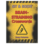 10659 - Sit And Solve Brain-Straining Crosswords