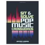10655 - Sit And Solve Pop Music Crosswords