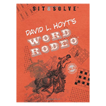 10656 - Sit And Solve Word Rodeo