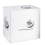 12870 - Joola Magic 2-Star White Training Table Tennis Balls - 144 Pack