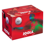 Joola 48 Box 2 Star Orange Table Tennis Balls