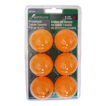 3604 - 1 Star Orange SwiftFlyte Table Tennis Balls (6 pack)