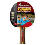 3610 - SwiftFlyte Typhoon Table Tennis Racket - Concave Handle