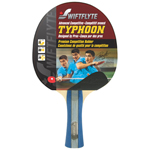 5317 - SwiftFlyte Typhoon Table Tennis Racket -  Concave Shock Absorber Hollow Handle