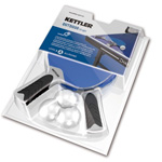 11937 - Kettler Halo 2 Player Outdoor Table Tennis Racquet Set