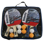 8684 - Jett Velocity 4 Player Ping Pong Playpack