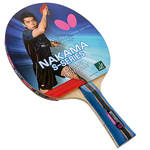 12581 - Butterfly Nakama S-9 Table Tennis Racket