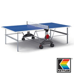 12168 - Kettler TopStar XL Outdoor Table Tennis Table