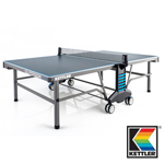 11551 - Kettler Indoor/Outdoor 10 Table Tennis Table