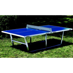 9849 - JOOLA City Outdoor Table Tennis Table - Blue