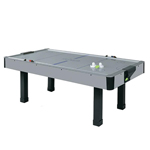 4430 - Dynamo Arctic Wind Commercial 7' Air Hockey Table