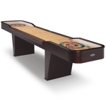5682 - Herrington 12' Regal Shuffleboard Table - Dark Walnut