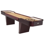 5686 - Herrington 12' Regal Shuffleboard Table - English Cherry