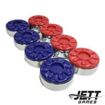10764 - JETT Super-Clicker Shuffleboard Rocks