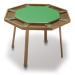 3790 - 42'' Kestell Folding Poker Table