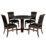 7428 - Heritage 2 in 1 Game Table Set 48''