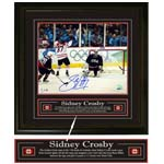7398 - Sidney Crosby Signed ''The Golden Goal'' 16x20